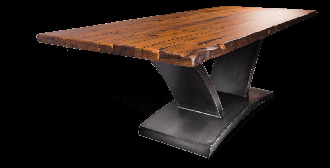Tisch aus altholz khle dekoration esstisch weis glas for Tisch altholz