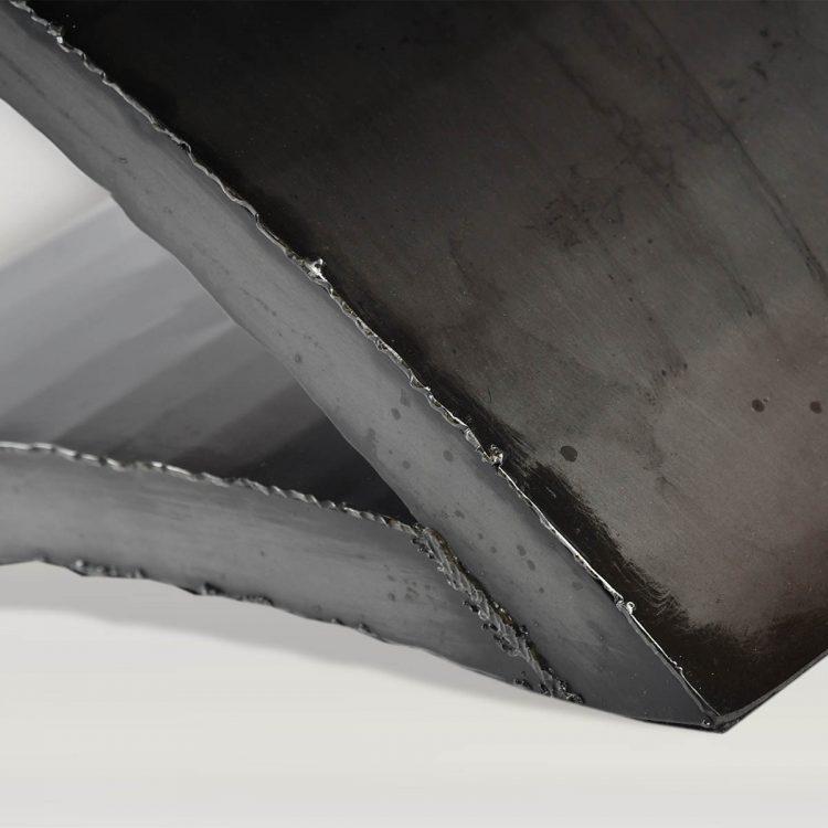 Couchtisch & Beistelltisch aus Altholz & Stahl  - Barrique Möbel