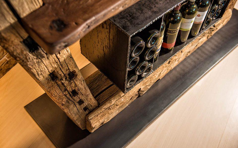 Barrique Möbel - Tische, Weinregale, ...